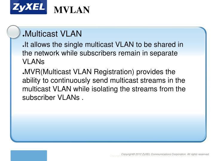 MVLAN