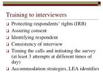 training to interviewers2