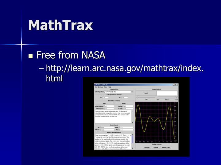 MathTrax
