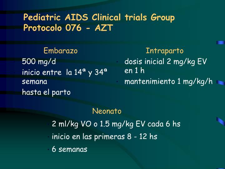 Pediatric AIDS Clinical trials Group