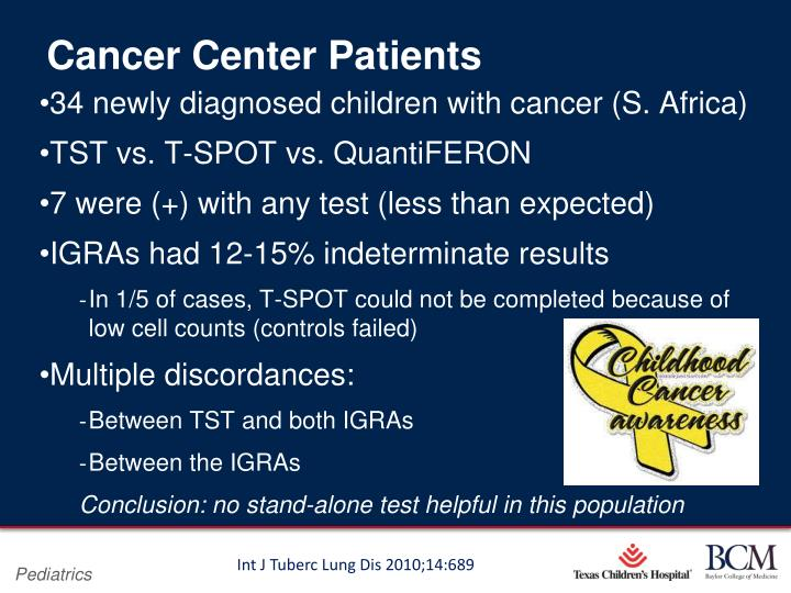 Cancer Center Patients