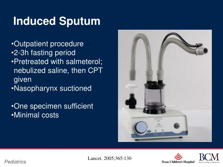 Induced Sputum