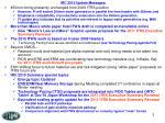 irc 2010 update messages