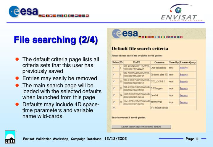 File searching (2/4)
