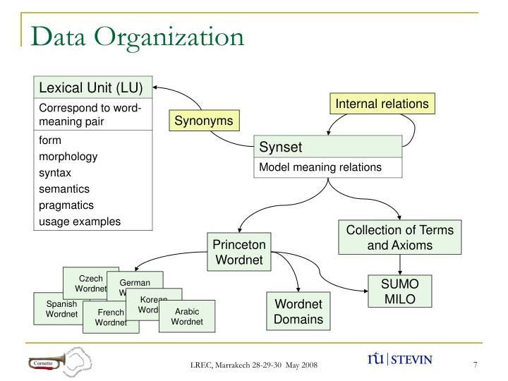 Lexical Unit (LU)