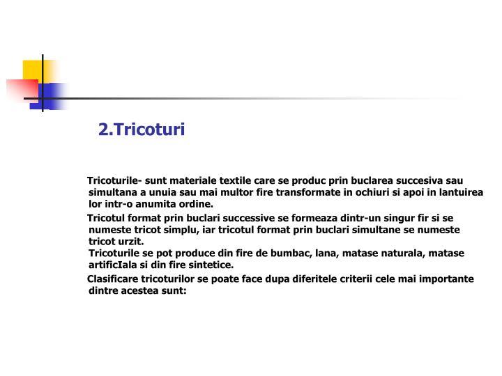 2.Tricotur