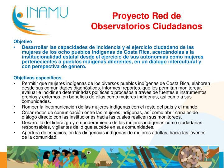 Proyecto Red de