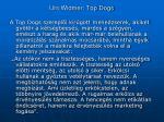 urs widmer top dogs
