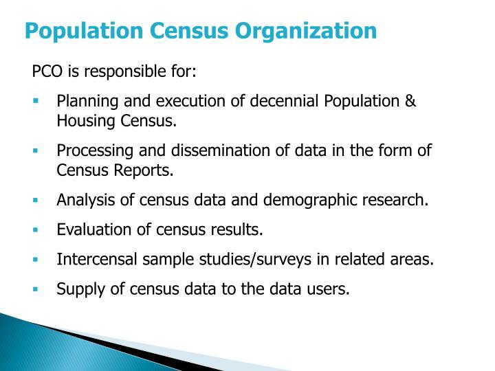 Population Census Organization