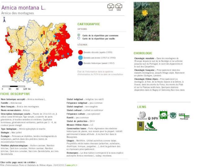 Pôle d'information flore-habitats