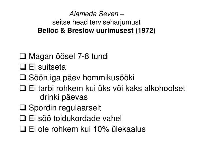 Alameda Seven