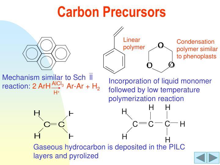 Carbon Precursors