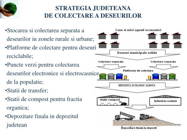 STRATEGIA JUDETEANA