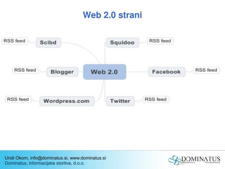 Web 2.0 strani