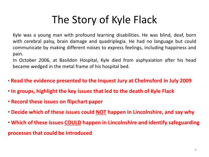 The Story of Kyle Flack