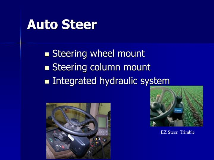 Auto Steer