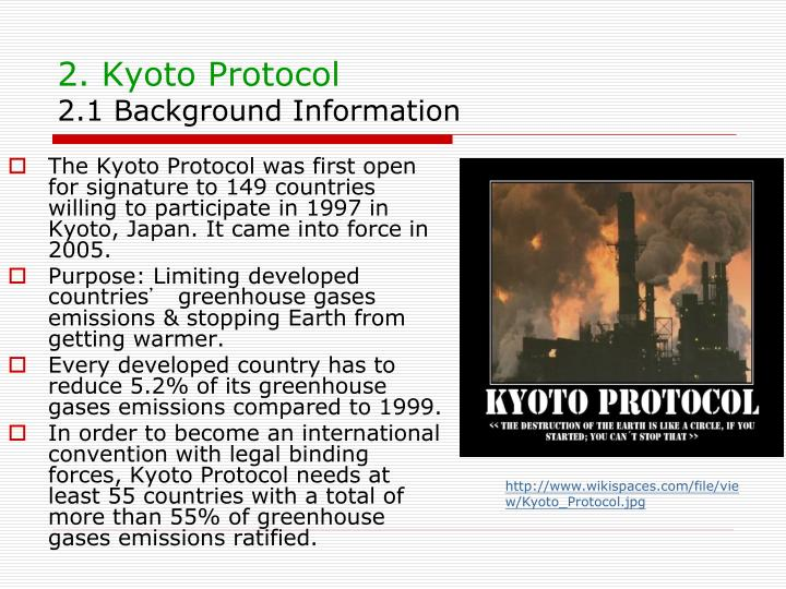 kyoto protocols effects for canadian business The unfccc and its kyoto protocol have set a significant precedent as a for and the substance of future international agreements for by business.