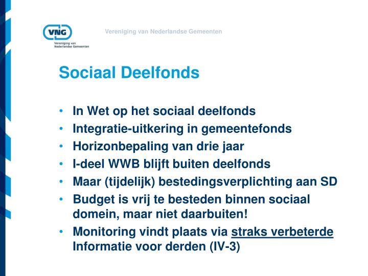Sociaal Deelfonds