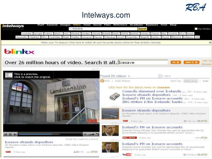 Intelways.com