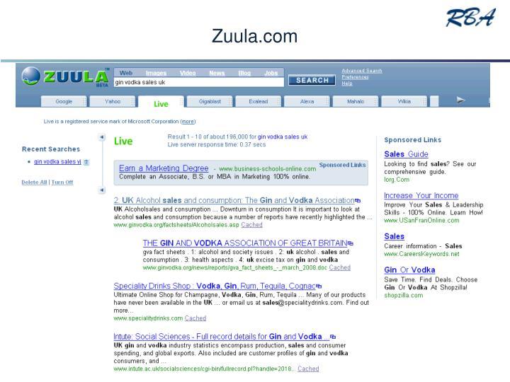 Zuula.com
