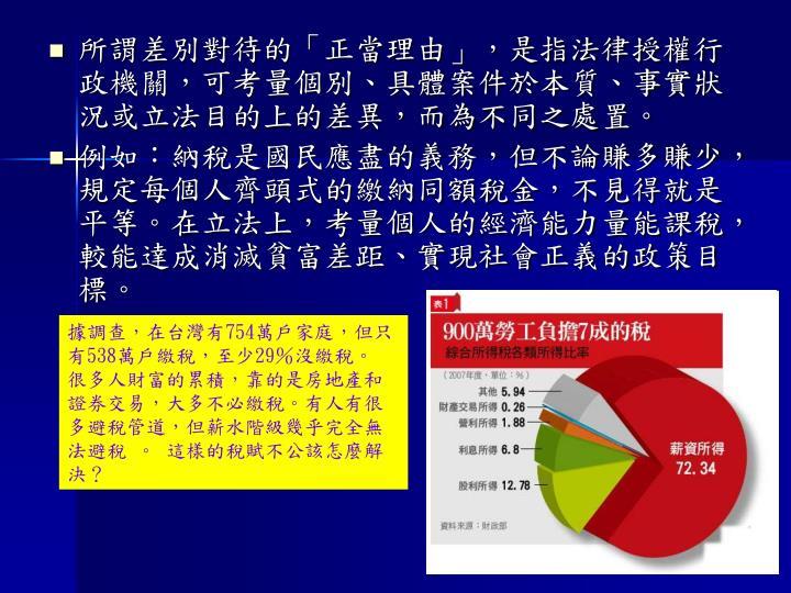 據調查,在台灣有