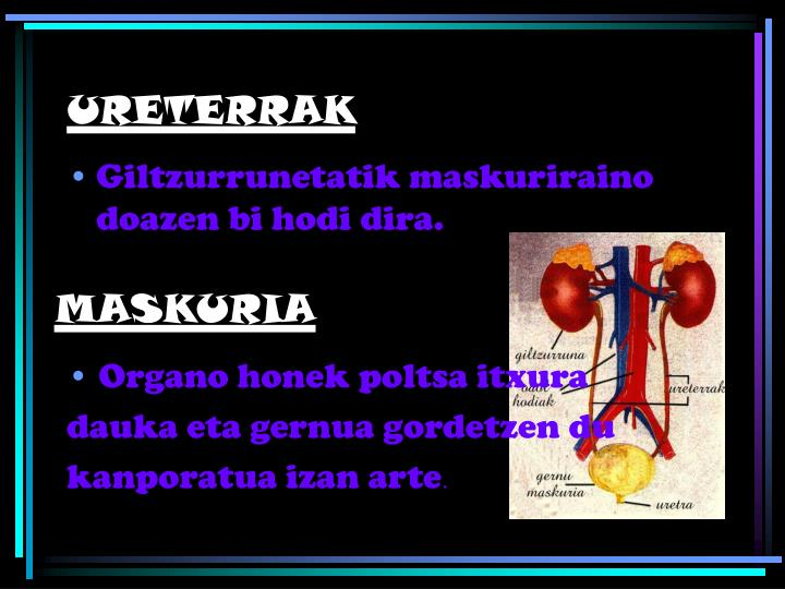 URETERRAK