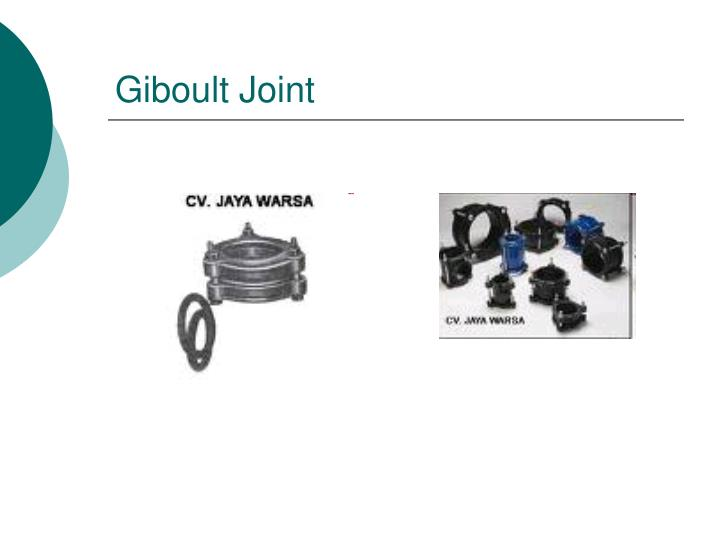 Giboult Joint