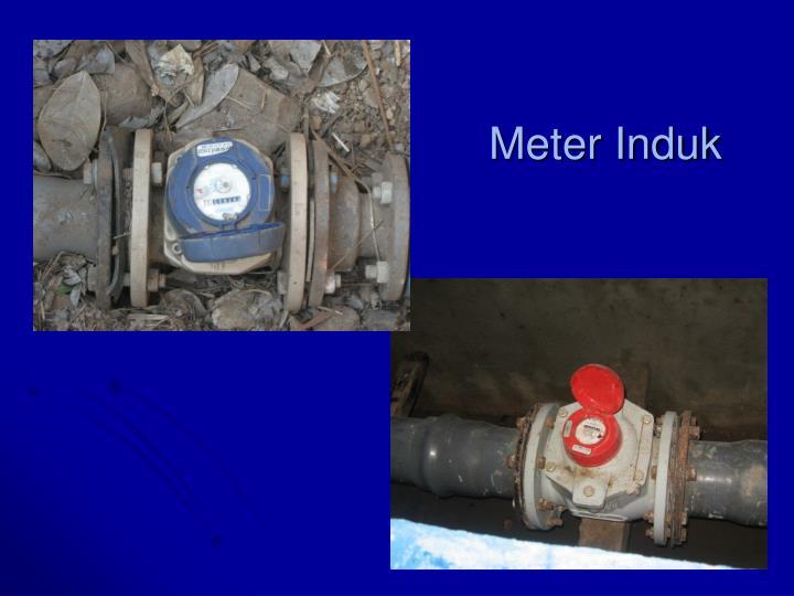 Meter Induk