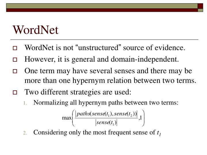 WordNet
