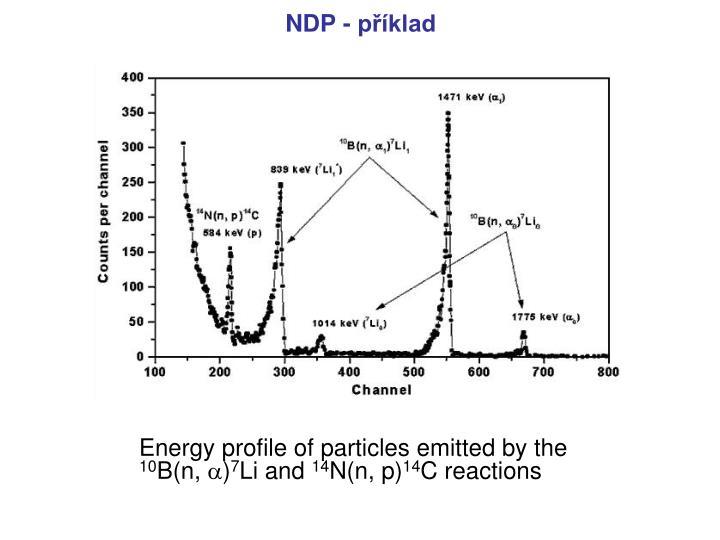 NDP - příklad