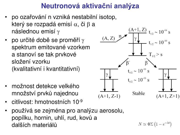 Neutronová a
