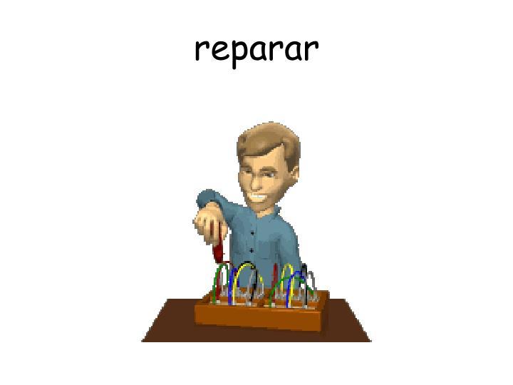 reparar