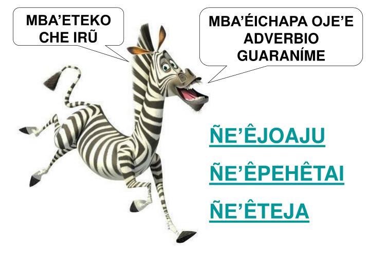 MBA'ETEKO