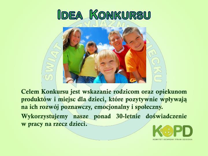Idea  Konkursu