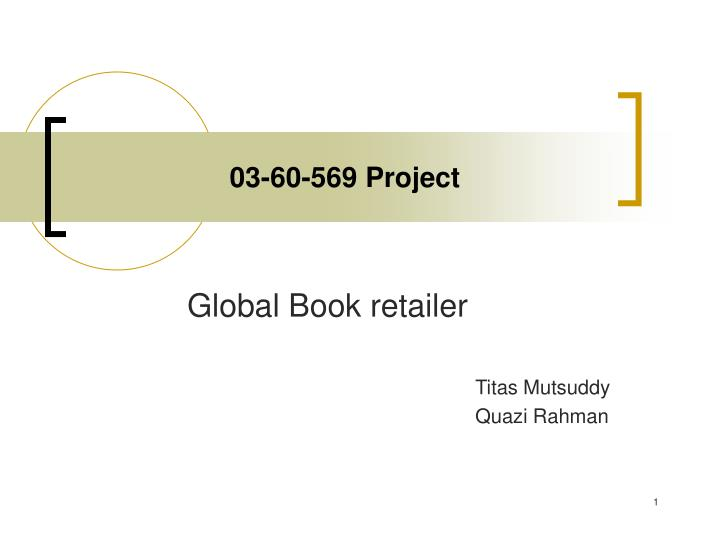 03-60-569 Project