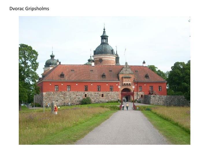 Dvorac Gripsholms