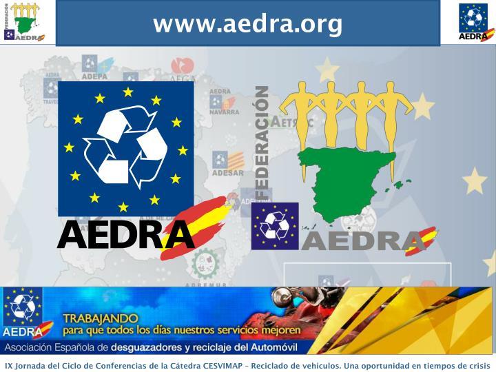 www.aedra.org