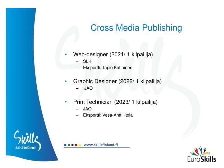 Cross Media Publishing