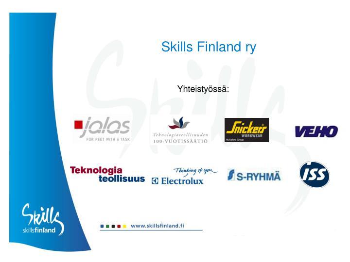 Skills Finland ry