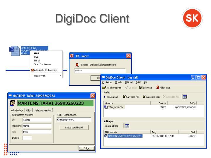 DigiDoc Client