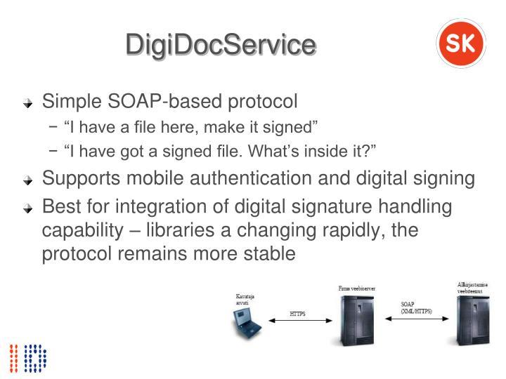 DigiDocService