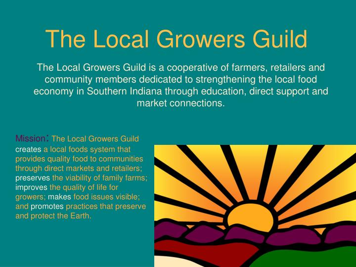 The Local Growers Guild