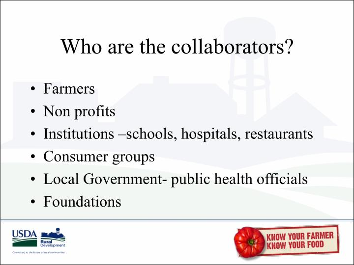 Who are the collaborators?