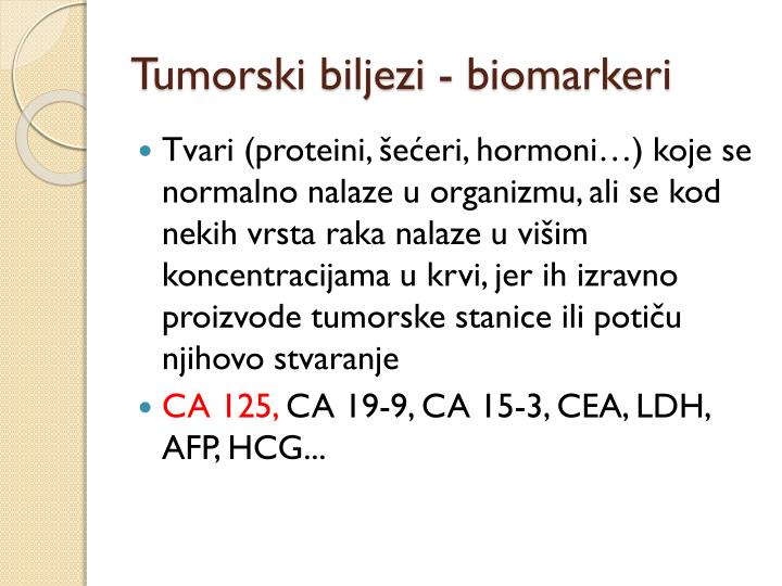 Tumorski