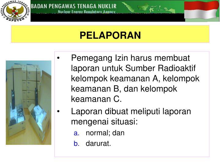 PELAPORAN