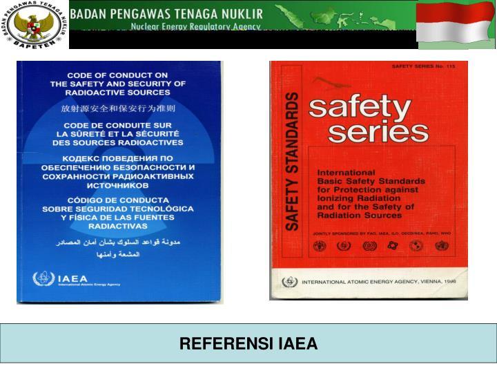 REFERENSI IAEA