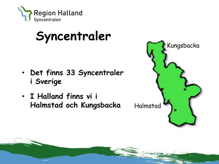 Syncentraler