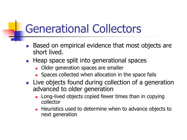 Generational Collectors