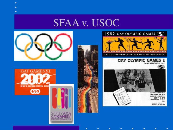 SFAA v. USOC