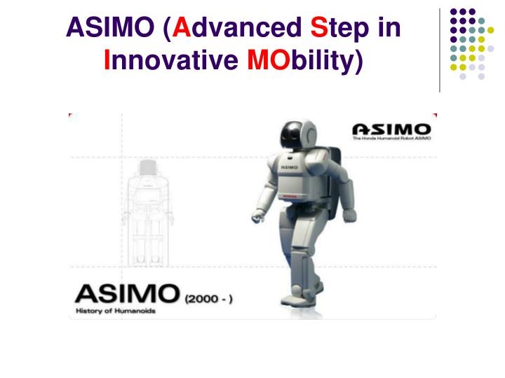 ASIMO (